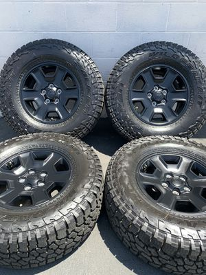Jeep Gladiator Factory Wheels for Sale in Fontana, CA