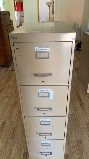 File Cabinet for Sale in New Castle, PA