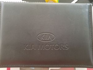 2014 Kia Motors new car warranty booklets for Sale in Phoenix, AZ