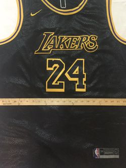 Los Angeles Lakers Jersey Kobe Bryant Absolutely Brand New SIZE XL/XXL (54) ONE DAY SALE PRICE for Sale in West Hollywood,  CA