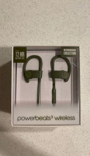 Powerbeats 3 Wireless for Sale in Mesa, AZ