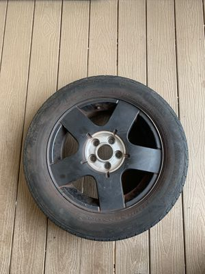 Rims and tires , stock 2000 VW Jetta wheels x4 for Sale in Chico, CA