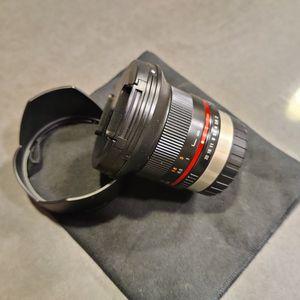 Rokinon 12mm 2.0 Aperture Lense For Fujifilm Camera for Sale in Anaheim, CA