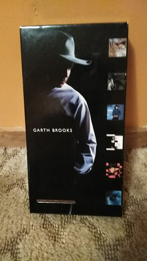 Garth Brooks limited series of 6 CDs for Sale in Marshfield, MO