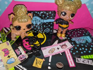 Lol surprise dolls QUEEN Bee and pet for Sale in Houston, TX