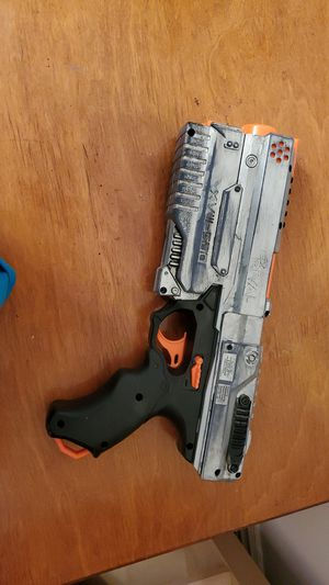 Custom painted nerf rival kronos for Sale in Brookline, MA
