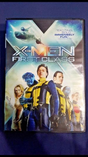 X-Men First Class DVD Movie for Sale in New York, NY