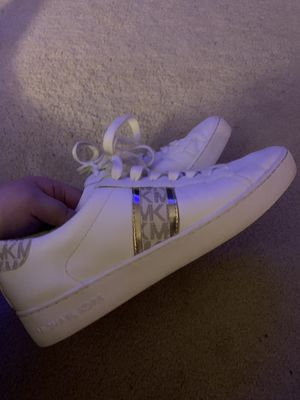 Womens Michael Kors sneakers for Sale in Parma, OH