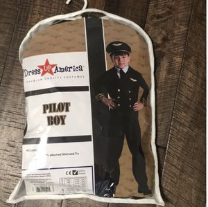 Pilot Boys 2T Halloween Costume for Sale in Vernon, CA