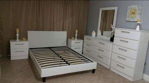 BEDROOM SET- JUEGO DE CUARTO for Sale in Miramar, FL