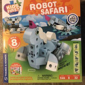 Robot Safari STEM Experiment Kit Motorized Robot for Sale in Salt Lake City, UT