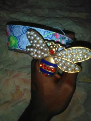 Best offer gucci belt for Sale in Charlotte Court House, VA