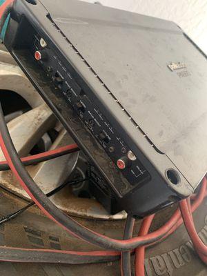 Car audio amps for Sale in Glendale, AZ