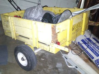 Trailer 4ft×4ft Pin Hitch for Sale in San Antonio,  TX