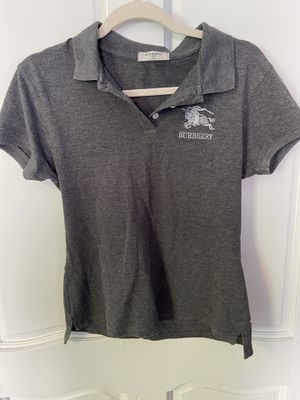 Burberry collar shirt for Sale in Redlands, CA