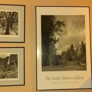 Framed Ansel Adams Wall Art Pictures for Sale in Sammamish, WA
