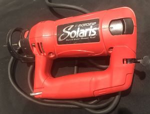 Solaris ROTOZIP Spiral Saw Power Tool for Sale in Houston, TX
