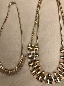 2 Fashion Necklaces for Sale in Queens,  NY