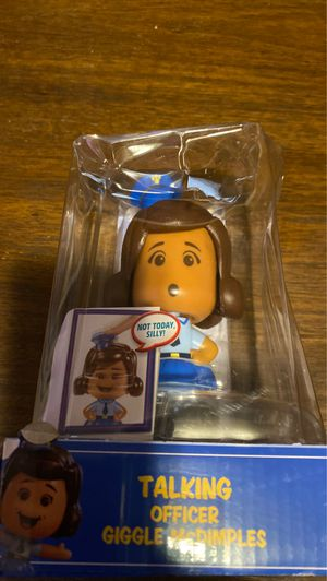 Toy Story 4 Talking Officer Giggle McDimples for Sale in Cleveland, OH