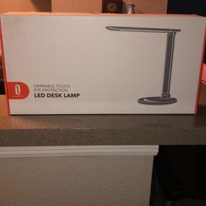 LED Dimmable Touch Desk Lamp for Sale in Clermont, FL