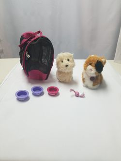 American Girl Doll Pets, Carrier, And Bed for Sale in Broomfield,  CO