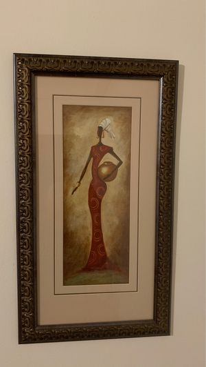 """African American art """"Grace"""" art print by Megan Meagher for Sale in San Francisco, CA"""