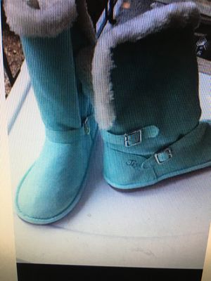 New justice for girls boots for Sale in Charlotte, NC