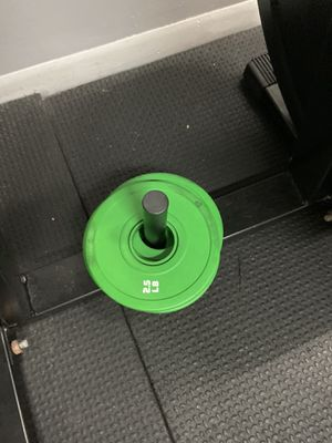 Bumper plates set of 2.5 pounds gym equipment for Sale in Miami Gardens, FL