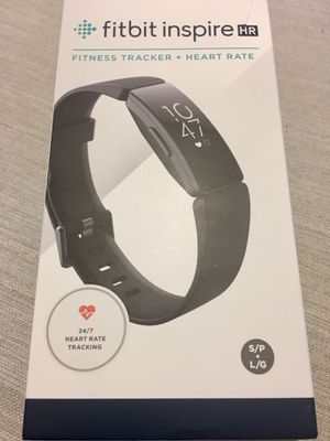 Fitbit Inspire HR for Sale in Tampa, FL