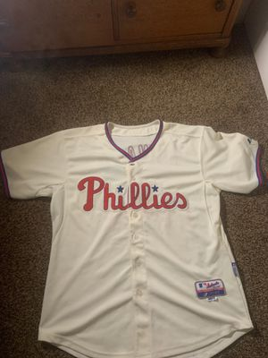 Baseball Jersey Phillies for Sale in Buena Park, CA