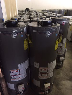 We are currently passing through Tenessee today this morning. If you are interested in purchasing a brand new hot water tank for a discounted price p for Sale in Nashville, TN