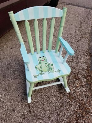 Kids rocking chair for Sale in Melrose Park, IL