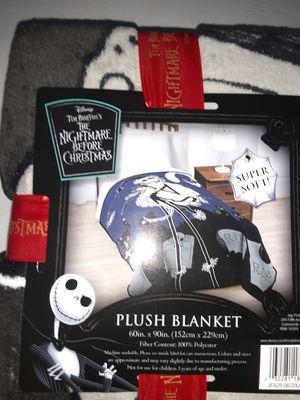 "2020/New/Disney] ""Nightmare Before Christmas(Santa Jack)"" Plush Blanket!! for Sale in Miami, FL"