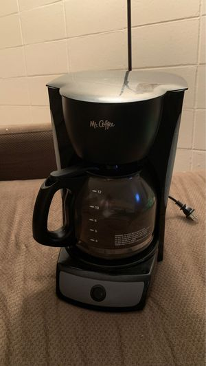 Mr. Coffee maker for Sale in Honolulu, HI
