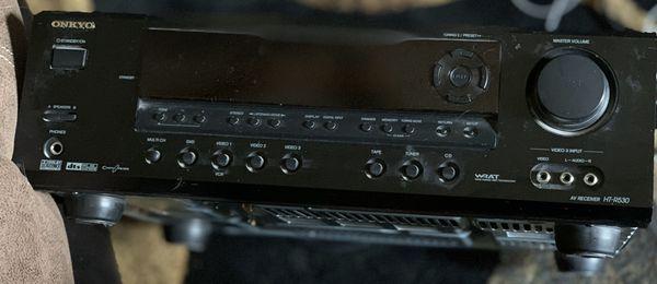 Onkyo HT R530 7.1 Channel Audio Receiver