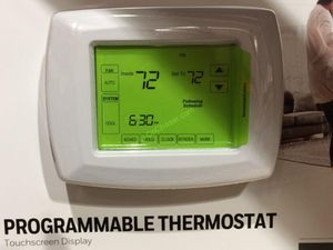Honeywell 7-Day Programmable Touchscreen Thermostat , Model# RCT8200A1001 for Sale in Pompano Beach, FL