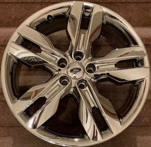 "Single (1) Ford EDGE Factory OEM Chrome Clad Alloy 20"" Wheel - 2011-2014 - 20 x 8 for Sale in Corona, CA"
