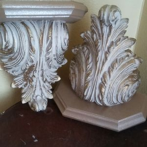 2 Pc Wall Shelves for Sale in Montgomery, TX