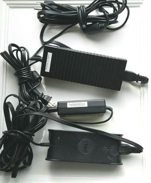 Laptop chargers dell gateway Hp for Sale in Wichita, KS