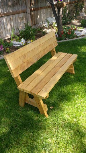 Garden bench for Sale in West Jordan, UT