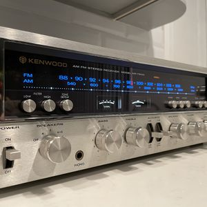 KENWOOD Vintage Stereo Receiver /Power Amplifier 70 Watts / Channel for Sale in West Covina, CA