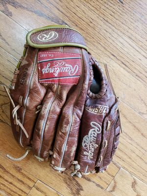 Left-handed kids baseball glove for Sale in Cumming, GA