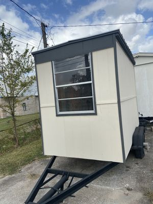 Storage trailer for sale last one of the year for Sale in Humble, TX