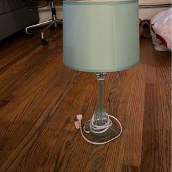 Light Green, Small, Lamp for Sale in Newark,  NJ