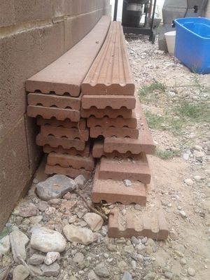 Composite Decking Boards (20) of them for Sale in Las Vegas, NV