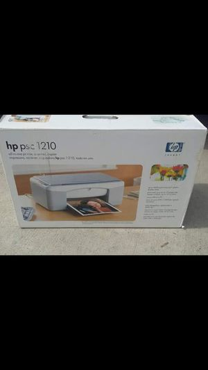 HP all-in-one Printer for Sale in Falls Church, VA
