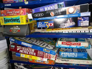 Board games puzzles for Sale in Allentown, PA