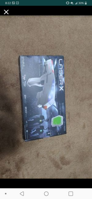 Laser X 2 Player Lazer Tag System for Sale in Mission Viejo, CA