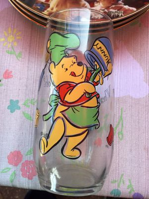 Cooking With Pooh, Collectable glass for Sale in Spring Hill, FL