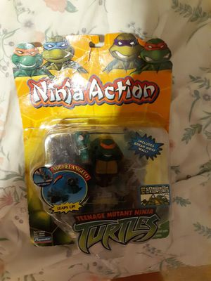 Ninja turtle collectible toy for Sale in Mauldin, SC